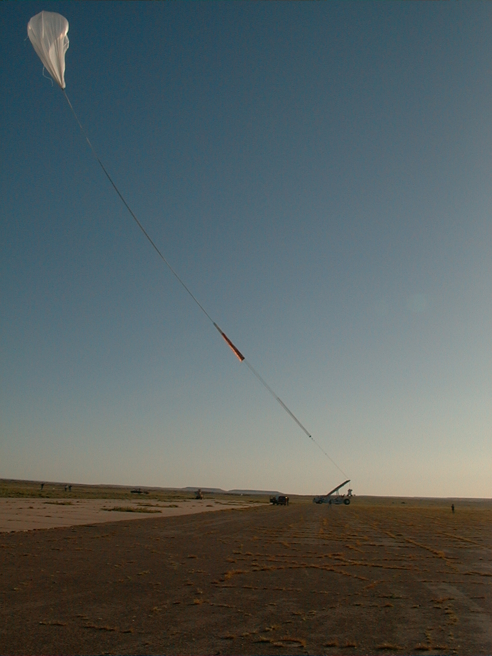 Lxegrit Balloon Flight Campaign From Fort Sumner Nm In
